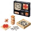 Set 5 giochi rompicapo