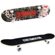 Skateboard street motion