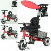 Triciclo evolutivo 3 in uno