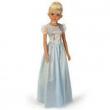 Bambola principessa grande cm. 105