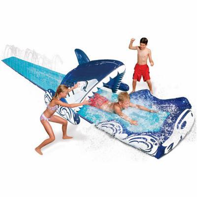 Tappeto per scivolare squalo