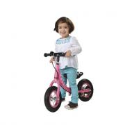 """Bicicletta in alluminio 10"""" rosa"""