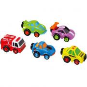 5 mini auto a frizione