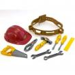 Cintura e casco bricolage