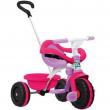 Triciclo comfort evolutivo rosa