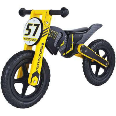 Motocross senza pedali