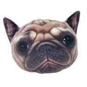 Cuscino cane beige