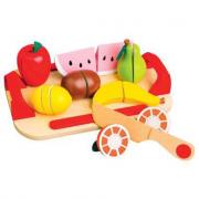 Frutta in legno