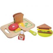 Confezione sandwich in legno