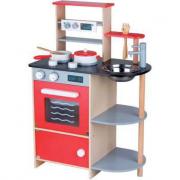 Cucina in legno multifunzione