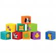 9 cubi da impilare in gomma