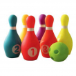 Set bowling in gomma