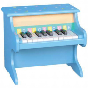 Pianoforte in legno giocattolo