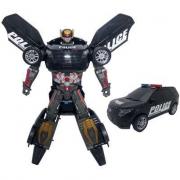 Roboto trasformabile Ford explorer police 1/24