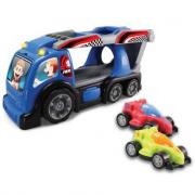 Camion trasporto vetture da corsa