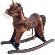 Theo il cavallo a dondolo