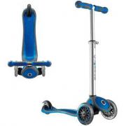 Monopattino 3 ruote blu Globber