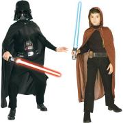 Travestimento Jedi e Dart Fener 8/10 anni