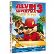 Alvin Superstar 3 Dvd