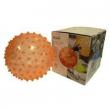 Palla sensoriale arancione Ludi
