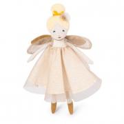 Bambola fatina bionda oro