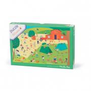 Puzzle In Campagna  150 pezzi con poster