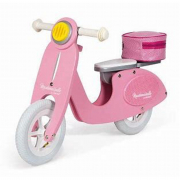 Janod 03239 - Scooter Rosa