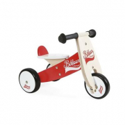 Triciclo little bikloon rosso e bianco