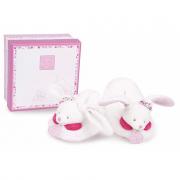 Ciabattine coniglietto rosa cerise