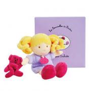 Bambola in pezza Doudou-20 cm