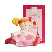 Doudou et Compagnie - Demoiselle de Paris - Louise - 28 cm