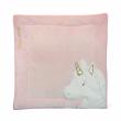 DOUDOU ET COMPAGNIE-tappeto rosa unicorno