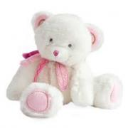 Doudou - Orso di 22 cm rosa