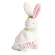 Coniglietto lapin rosa e bianco
