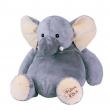 Tessuto elefante 60 cm, peluche