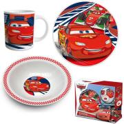 Set pranzo Cars