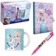 Frozen set regalo diario segreto penna e tazza