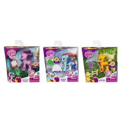My Little Pony Crystal Pony Fatati