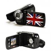 Videocamera digitale bandiera UK
