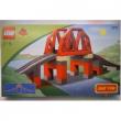 """3774 Lego Duplo Treni """"Il Ponte"""" 2/5anni"""