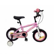 """Bicicletta Makani windy rosa 16"""""""