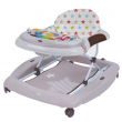 Girello walker piano con stelle colorate