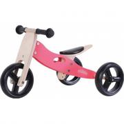 Bici pedagogica rosa