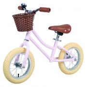 Bici senza pedali pedagogica con cestino