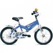 Bicicletta Duffy blu bimbo 675 MTB16