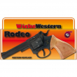 Pistola giocattolo 100 colpi westerncolt rodeo
