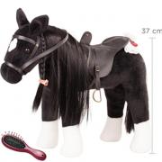 Cavallo in peluche Rappe per bambole