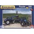 Puzzle 200 pezzi New Holland T9