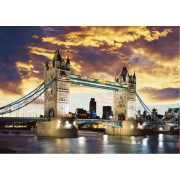 Tower bridhe london puzzle 1000 pezzi