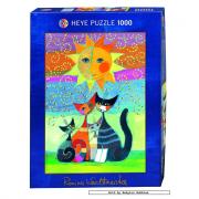 Wachtmeister Rosina gatti puzzle 1000 pezzi